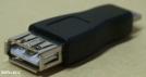 USB A/A micro átalakító