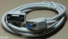 VGA, 15p. apa-anya hosszabbító kábel, 2m