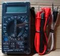 DT-838, multiméter