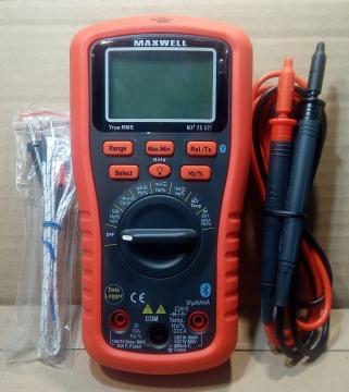 MX-25521, multiméter