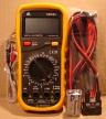 SMA64, multiméter