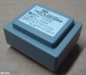 0,6VA, 2x15V, transzformátor