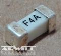 4A, SMD biztosíték