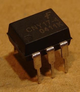 CNY17-4, optocsatoló