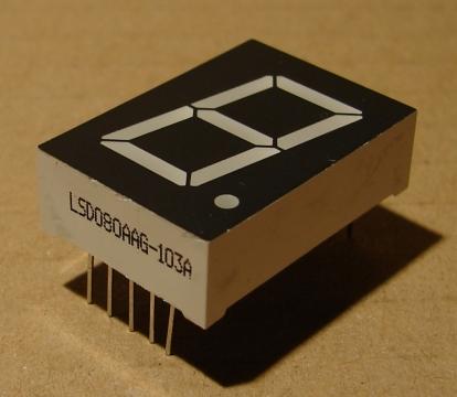 LSD080AAG-103A, kijelző