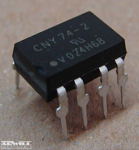 CNY74-2, optocsatoló