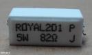 82R, ellenállás