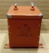 4uF, 630V, kondenzátor