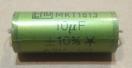 10uF, 63V, kondenzátor