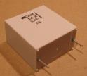 1uF, 630V, kondenzátor