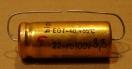 22uF, 100V, kondenzátor