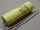 6,8uF, 63V, kondenzátor