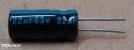 22uF, 63V, elektrolit kondenzátor