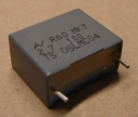 2,7uF, 100V, kondenzátor