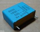 8,8nF, 1600V, kondenzátor
