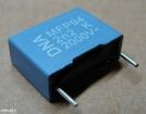 2,2nF, 2000V, kondenzátor
