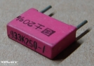 33nF, 250V, kondenzátor