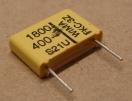 1,8nF, 400V, kondenzátor