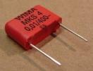 10nF, 400V, kondenzátor