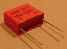 470nF, 400V, kondenzátor
