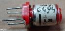 6494pF, 160V, kondenzátor