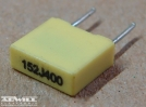 1,5nF, 400V, kondenzátor