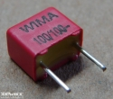 100pF, 100V, kondenzátor