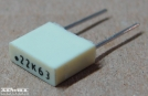 220nF, 63V, kondenzátor