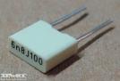 6,8nF, 100V, kondenzátor