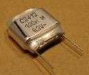 100nF, 63V, kondenzátor