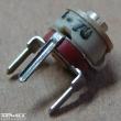 4,5-20pF, trimmer kondenzátor