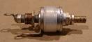 6-33pF, forgó kondenzátor