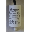 6uF, indító kondenzátor