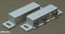 CKS-53, reed kontaktus, 200V, 0,5A