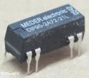 DIP05-2A72-21L, reed relé, 5V, 1A