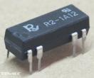 R2-1A12 reed relé, 12V, 1A