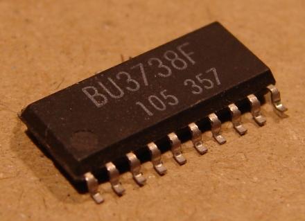 BU3738F, integrált áramkör