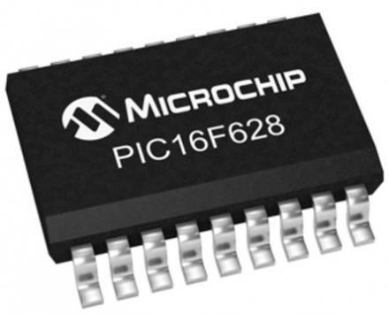 PIC16F628-04/SO, mikrokontroller