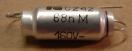 68nF, 160V, kondenzátor