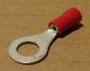 Szemes kábelsaru, 6,4mm