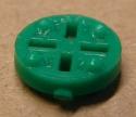 Tranzisztor alátét, 3mm