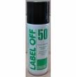 LABEL OFF 50, spray