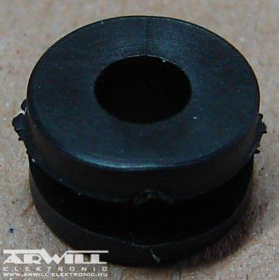 Átvezető gyűrű, 4mm