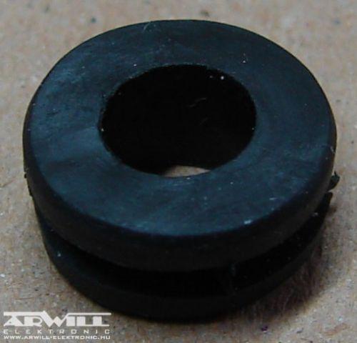 Átvezető gyűrű, 6mm
