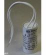 2uF (2,2uF), indító kondenzátor