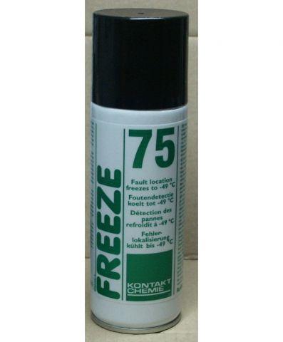 FREEZE 75, hűtő spray