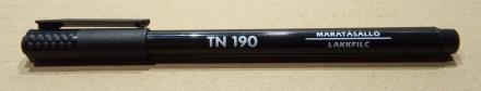 TN190, maratás álló filc, 0,2-0,5mm