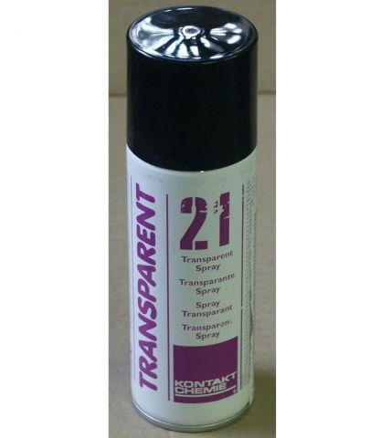 TRANSPARENT 21, spray