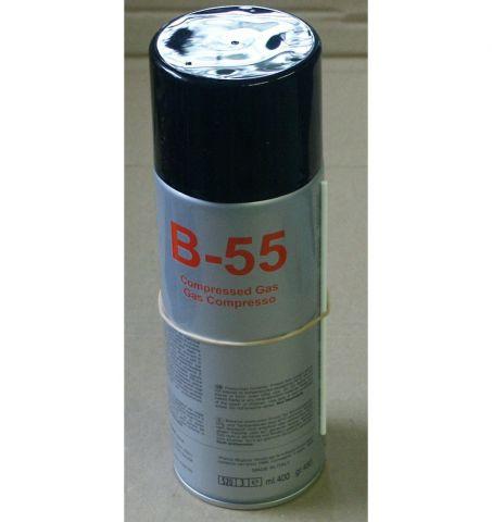 B-55, levegő spray