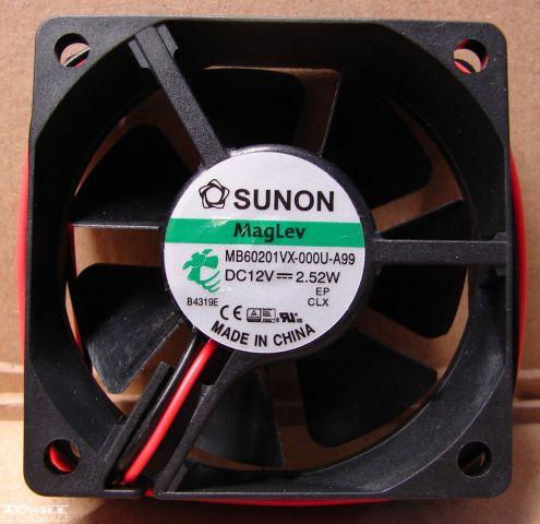 MB60201VX-A99, ventilátor